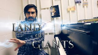 Land of Giants (Album) Promo - Raul E Blanco & Jazz Wires
