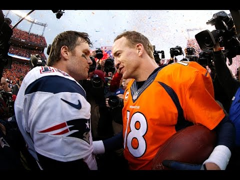 10 Reasons Why The Manning - Brady Rivalry Was One Of The Best Ever
