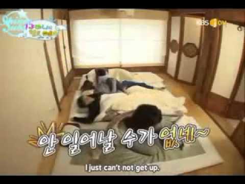 Hello Baby Yogeun wake up SHINee Appa mp4