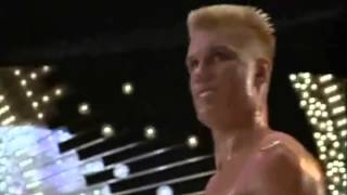 Muerte de Apollo Creed VS Ivan Drago. Audio Latino HD