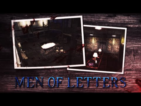 Men of Letters W@W Custom Zombies! (1st try!) SICK SuperNatural map!