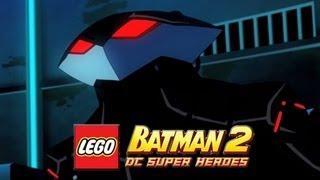LEGO Batman 2 : DC Superheroes DLC VILLAINS PACK - Black Manta Gameplay