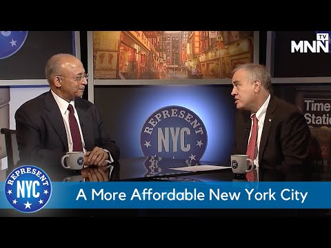 Represent NYC: A More Affordable New York City