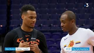 Elie Okobo épisode 2 : A l'entraînement avec les Phoenix Suns