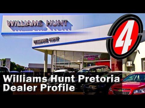 Williams Hunt Pretoria | Dealer Profile