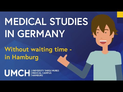 Medical studies in Germany without waiting time