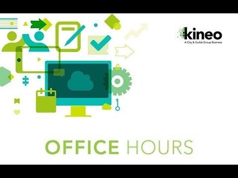 Kineo Totara Office Hours - Totara 10 Report Builder and New Reports