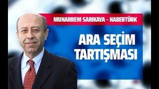 HDP, TÜRKİYE'Yİ SEÇİME GÖTÜRME PLANLARI YAPIYOR! (Muharrem Sarıkaya - Gazeteoku - Sesli Makale)
