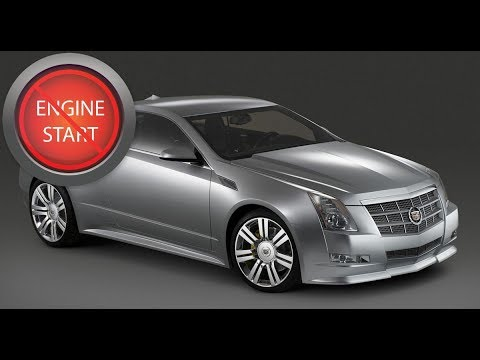 Cadillac Cts Elr And Chevy Corvette Open Start Push