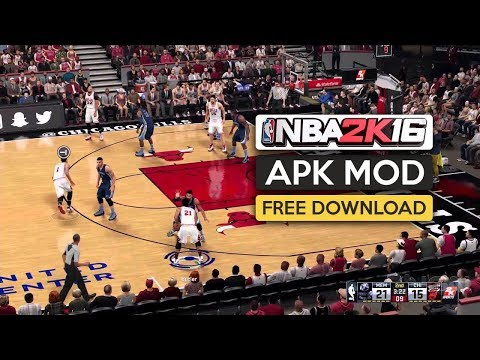 NBA 2K16 Apk Mod OBB For Android Free Download 2019
