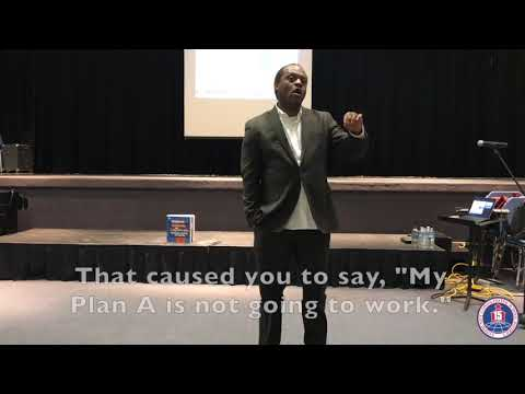 Dr. Sharroky Hollie at Sundling Junior High - YouTube