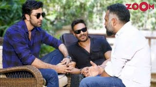 Ajay Devgn and Ranbir Kapoor starrer Luv Ranjan's film SHELVED | Bollywood News