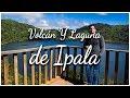 Volcán y Laguna de Ipala | Laguna en el crater
