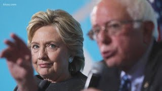 Hillary Clinton goes after Bernie Sanders, From YouTubeVideos