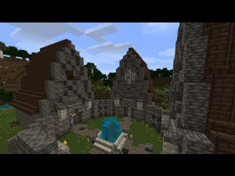 Minecraft dynamic map stronghold