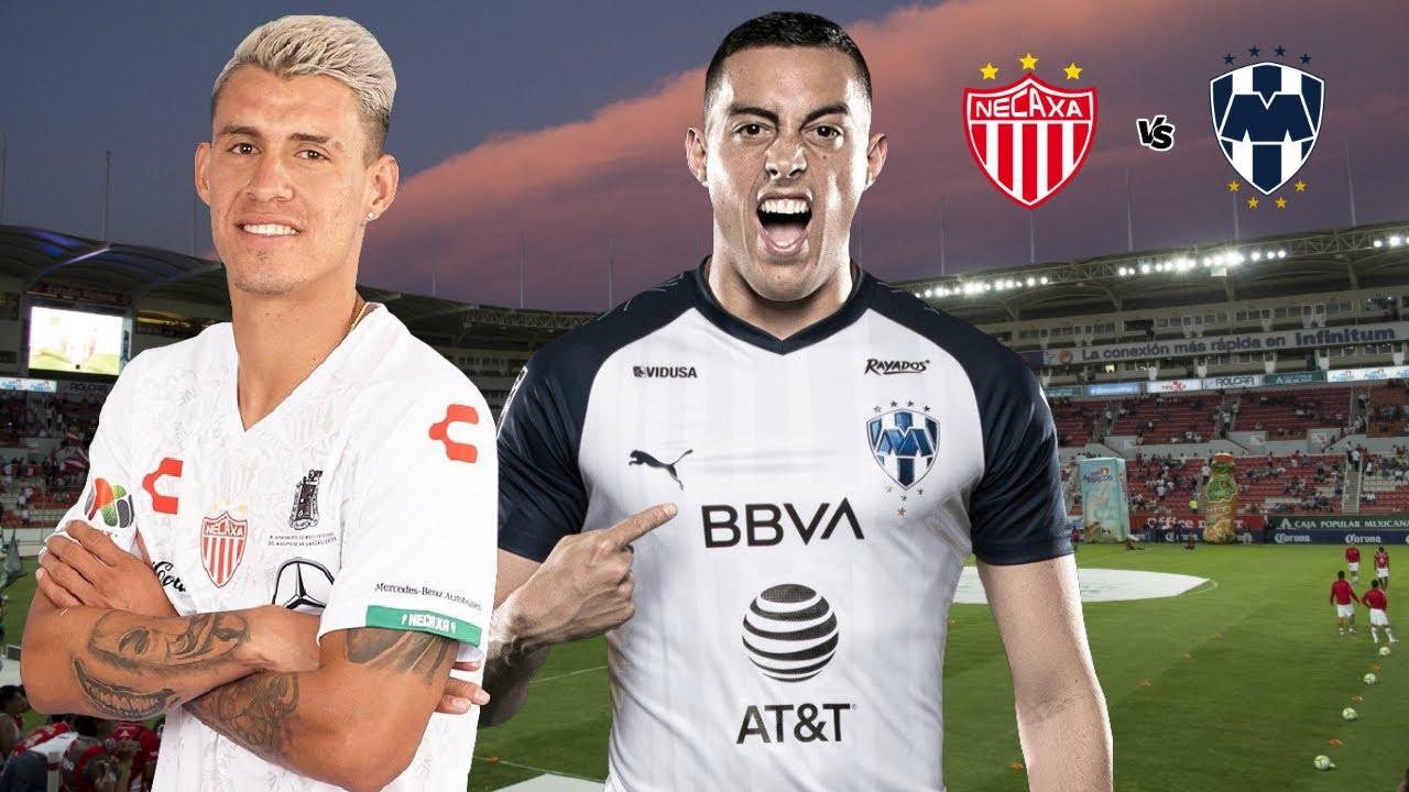 Necaxa vs. Monterrey - Reporte del Partido - 7 diciembre, 2019 ...