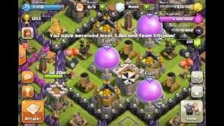 Clash of Clans Giant-Healer Tribute and Other Fun Things!