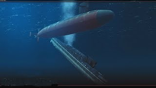 Awesome Submarine Simulator about Modern Nuclear Submarines ! Cold Waters