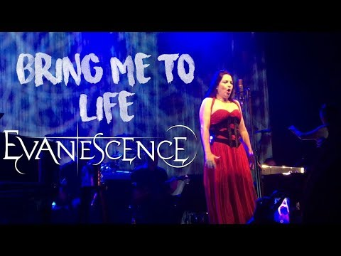 Evanescence - Bring Me To Life - Sydney Opera - Synthesis LIVE
