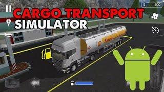 Cargo Transport Simulator (Android) - Jogo de Caminhão para Celular