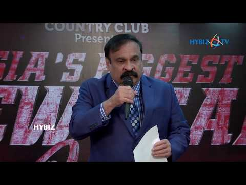 Country Club Presents Asia's Biggest New Year Bash 2018 across India | Rajeev Reddy