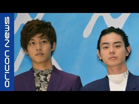 菅田将暉、映画の見どころは「松坂桃李のマイクを持つ手がエロイ」 映画『キセキ -あの日のソビト-』完成披露舞台あいさつ
