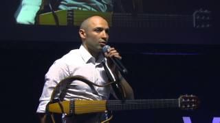 Playing outside the box: Jurgis Didziulis at TEDxVilnius