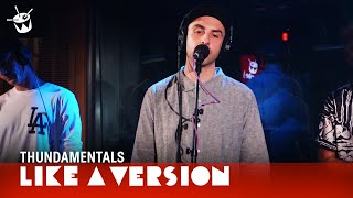 Thundamentals cover Frank Ocean 'Ivy' Ft. Ev Jones for Like A Version