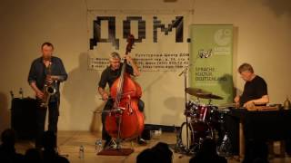 Blume / Butcher / De Joode Trio @DOM 6.11.2016