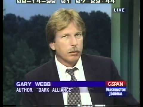 Dark Alliance  The CIA, the Contras, and the Crack Cocaine Explosion: Gary Webb Interview 1998