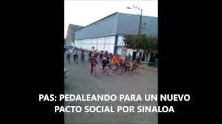 PAS BICICLETEADA ELDORADO PLAYA PONCE CULIACAN SINALOA