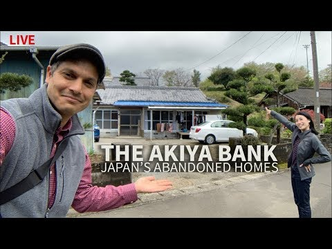 Buying An Abandoned House In Japan — For Free?