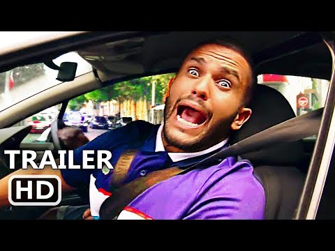 TAXI 5 Official Trailer (2018) Action, Comedy Movie HD thumbnail