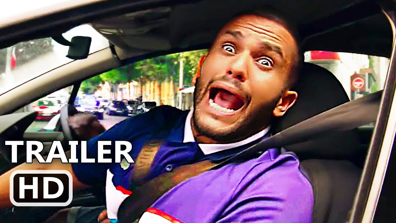 taxi comedy action trailer