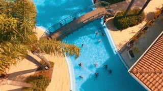 Le piscine del Villaggio Oasis a Capaccio di Paestum