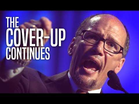 Tom Perez Using EXACT Same Talking Points as Clinton's Team to Discredit Brazile