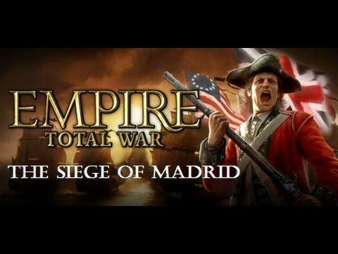 The Siege of Madrid- Empire Total War (Darthmod)