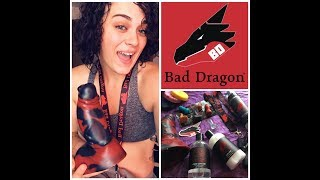 BadDragon care package review/show off