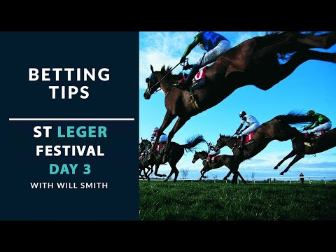 Betting Tips - St Leger Day 3