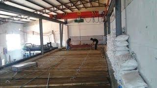 Block Ice Plant (Capacity 50T/day,50kg/pcs)