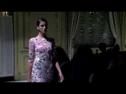 GEORGES HOBEIKA COUTURE SPRING/SUMMER 2013 FASHION SHOW