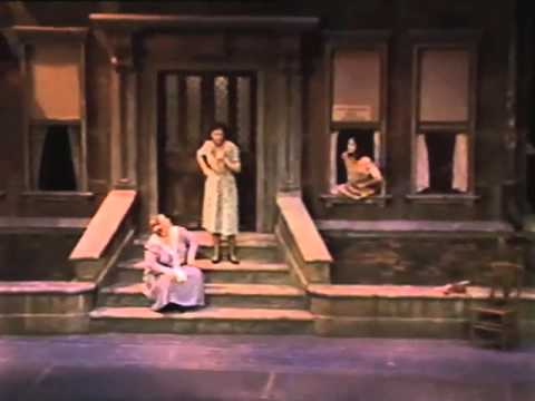 Kurt Weill's Street Scene Act 1 S.U.N.Y. Purchase Opera & Pu