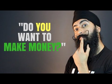 """Do You Want To Make Money Jaspreet"" - Uhh...What? - Entrepreneur Problems"