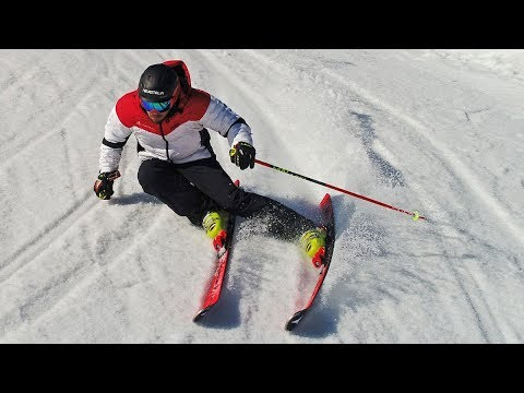 Atomic Redster S9 - Race Carve Slalom - Ski Test Neveitalia 2017/2018