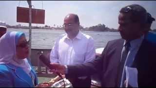 قناة السويس الجديدة : الاذاعة المصرية تكرم طارق حسنين رئيس أعلام هيئة قناة السويس