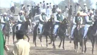 single neza bazi first round in mandi bahauddin 2010