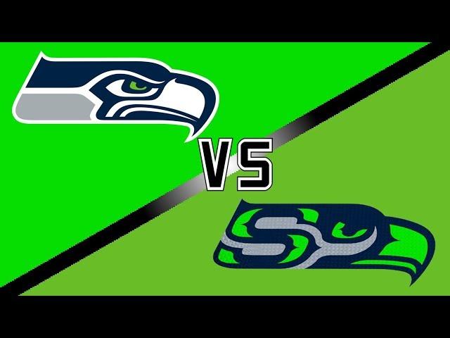 All 32 NFL Team Logos Rebrand #3