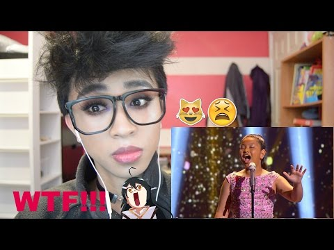 Elha Nympha Sings Sia's Chandelier Little Big Shot Reaction!!