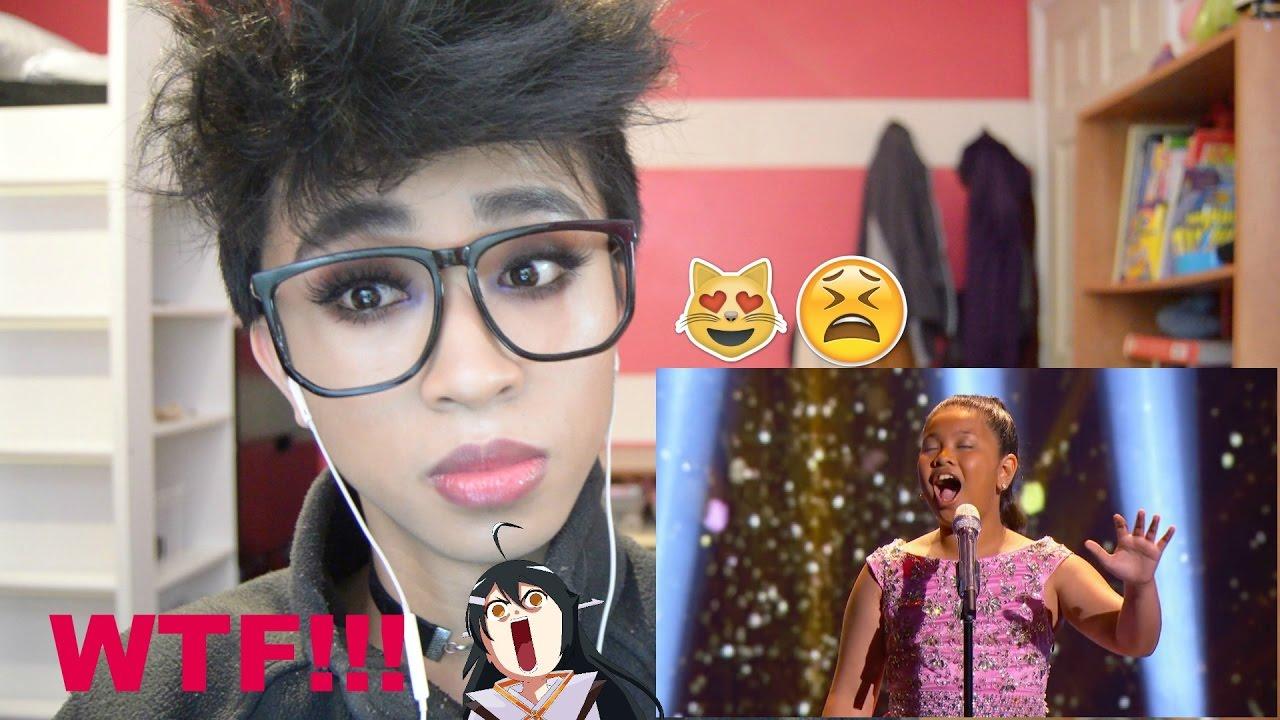 Elha Nympha Sings Sia S Chandelier Little Big Shot Reaction