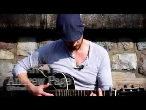 Andrew Page ~ Everything, Michael Bublé Live Acoustic Cover